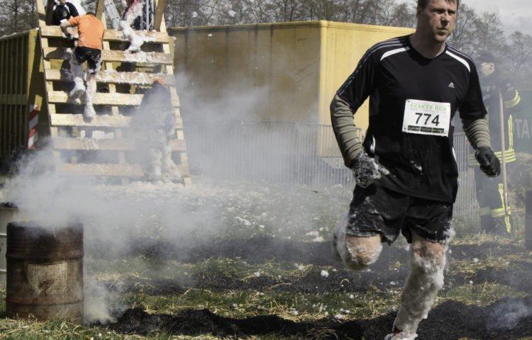 860 Läufer gehen beim Giants Run in der Wingst an ihre Grenzen