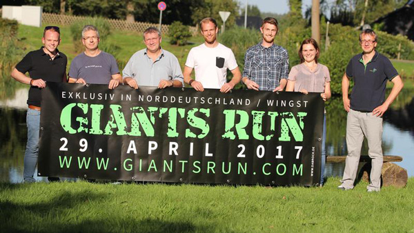 Premiere: Giantsrun in der Wingst